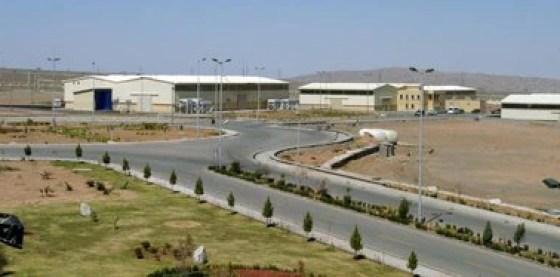 FILE PHOTO: Uranium enrichment plant in Natanz, 250 km south of Tehran, Iran, on March 30, 2005. REUTERS / Raheb Homavandi