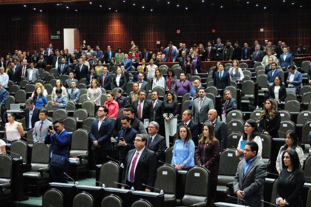 El T-MEC se selló en noviembre de 2018, pero hasta el momento solo fue confirmado por el Senado mexicano en junio pasado (Foto: Senado de la República)