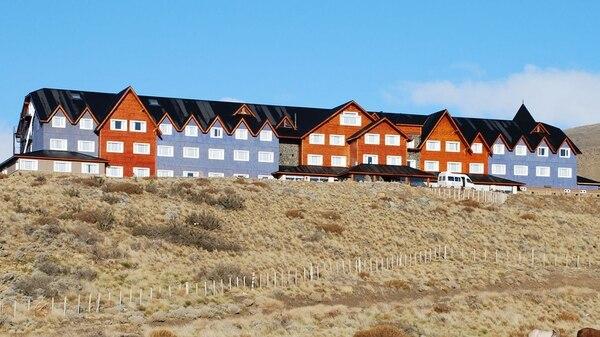 El hotel Alto Calafate (foto de archivo – NA)