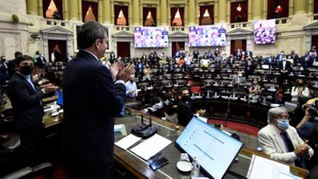 Diputados aprobó el proyecto de Intervención Voluntaria del Embarazo