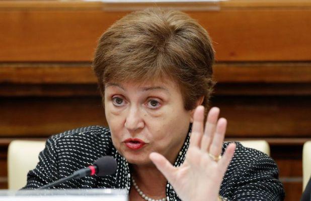 La directora del FMI, Kristalina Georgieva, ya anunció una línea de crédito para los países afectados por el coronavirus