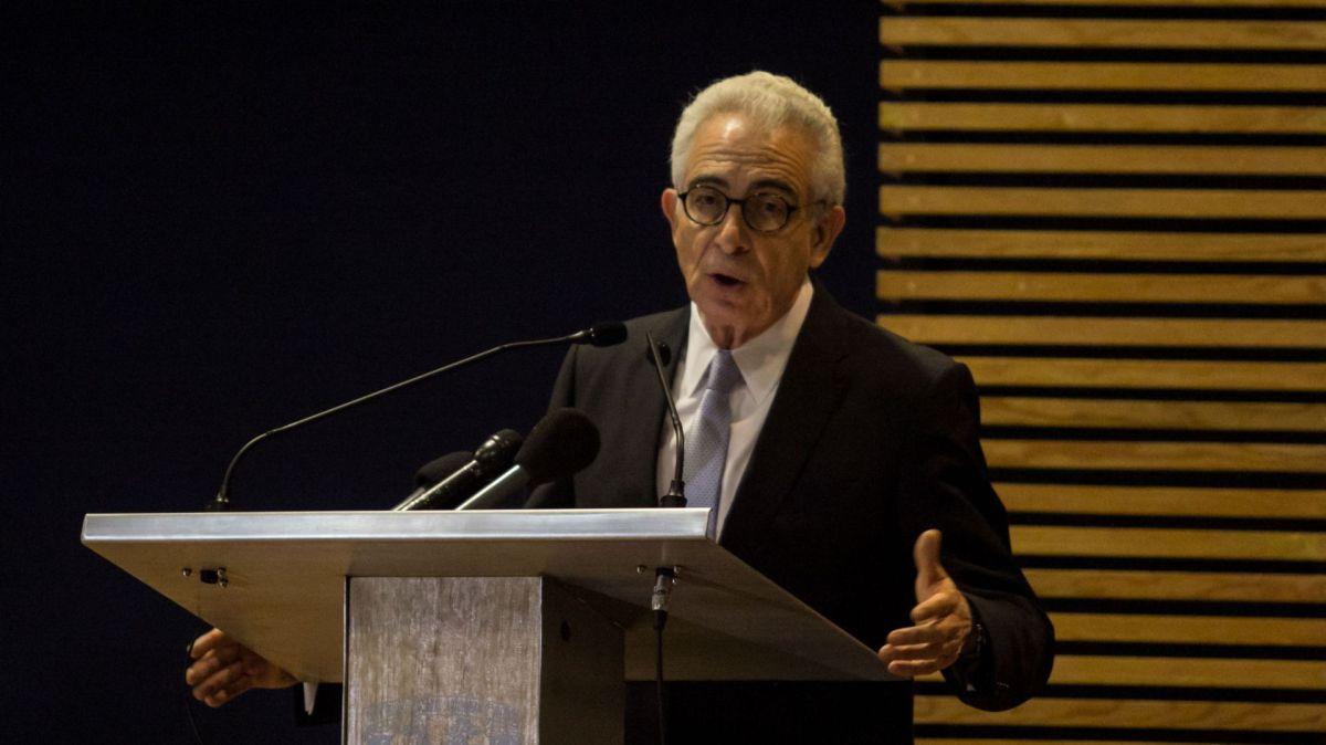 Ernesto Zedillo, ex presidente de México (1994-2000) está implicado por su responsabilidad en la matanza de Acteal (FOTO: GALO CAÑAS /CUARTOSCURO.COM)