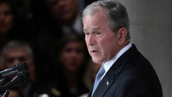 George W. Bush, presidente de Estados Unidos entre 2001 y 2009 (Reuters)
