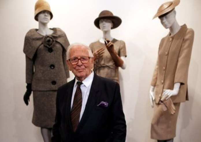 Pierre Cardin (Reuters)