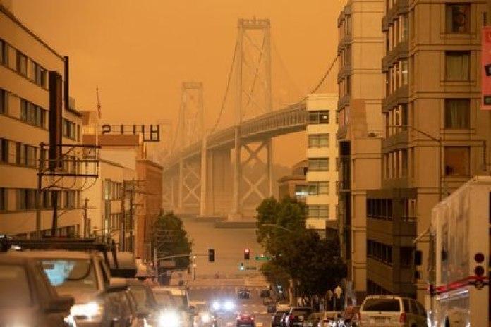 Imagen de San Francisco. REUTERS/Stephen Lam