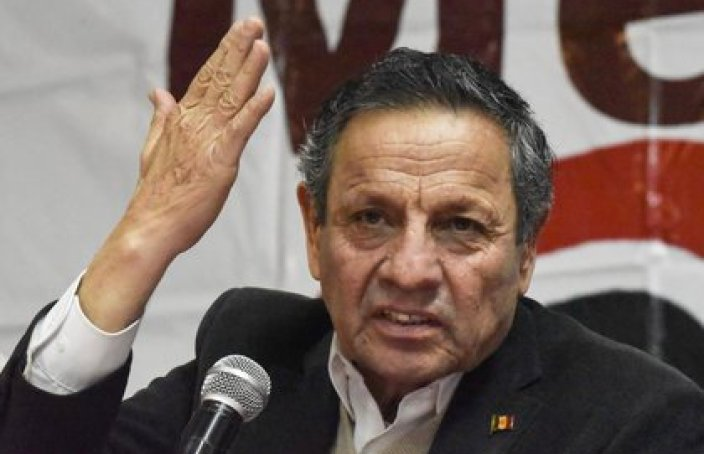 El general Francisco Gallardo Rodríguez FOTO: MARIO JASSO /CUARTOSCURO