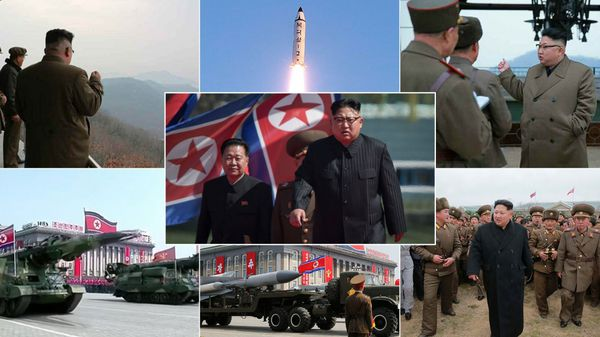 Kim Jong-un está decidido a desarrollar su arsenal nuclear para imponer condiciones
