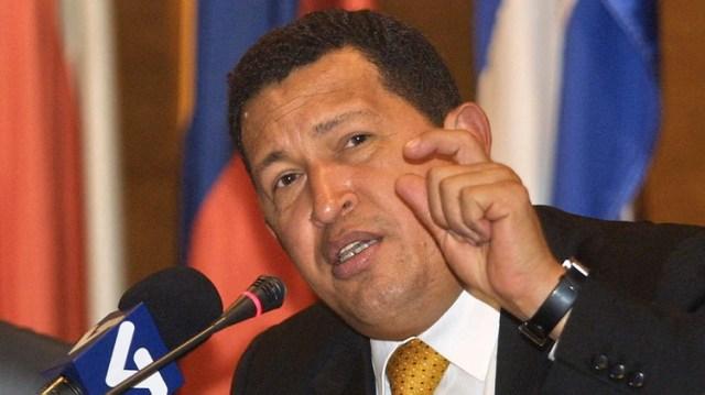 Hugo Chávez, uno de los arquitectos de Unasur