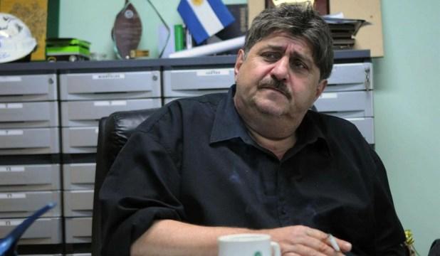 Ricardo Pignanelli, secretario general de SMATA