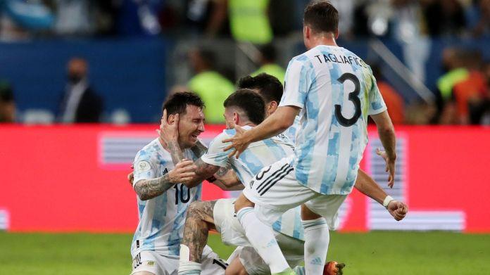 PORTADAS HOME - Final Copa América 2021 - Argentina vs Brasil