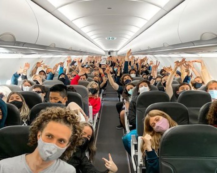 Los viajes de egresados volvieron a estar habilitados en la Argentina a mediados de diciembre pasado (Soulmax)