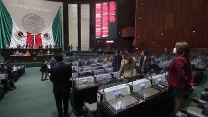 La Cámara de Diputados tendrá por delante unas semanas muy intensas (Foto: Cortesía Cámara de Diputados)