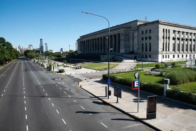 En ciudad y provincia de Buenos Aires hubo cientos de denuncias por personas que no respetan la cuarentena