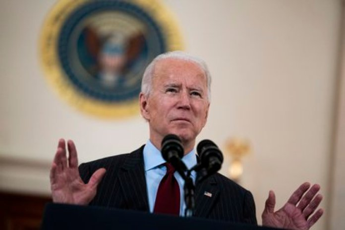 In the picture, US President Joe Biden.  EFE / Doug Mills / Archive