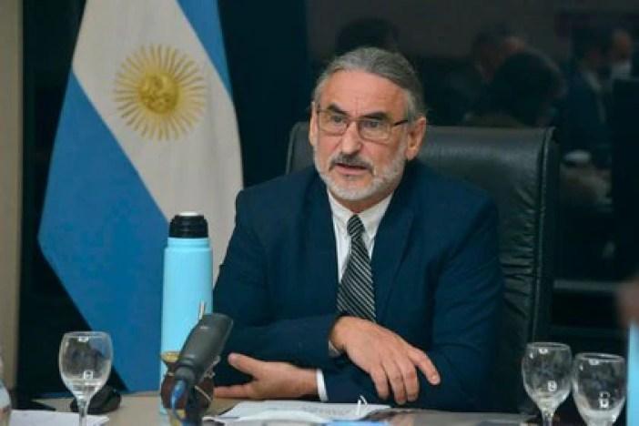 El ministro de Agricultura, Luis Basterra, es uno de los funcionarios que encabeza las negociaciones para revertir la decisión de la Unión Europea (Ministerio de Agricultura, Ganadería y Pesca de la Nación)