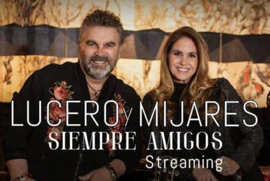Lucero y Manuel Mijares anuncian su reencuentro en escenarios tras 10 años de su divorcio (Foto: Instagram / @ocesa)