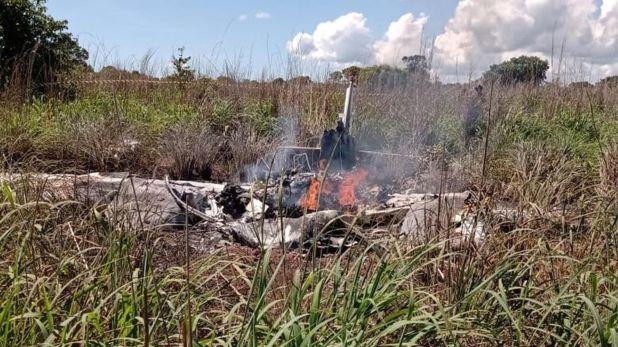 Accidente aereo Las palmas FC