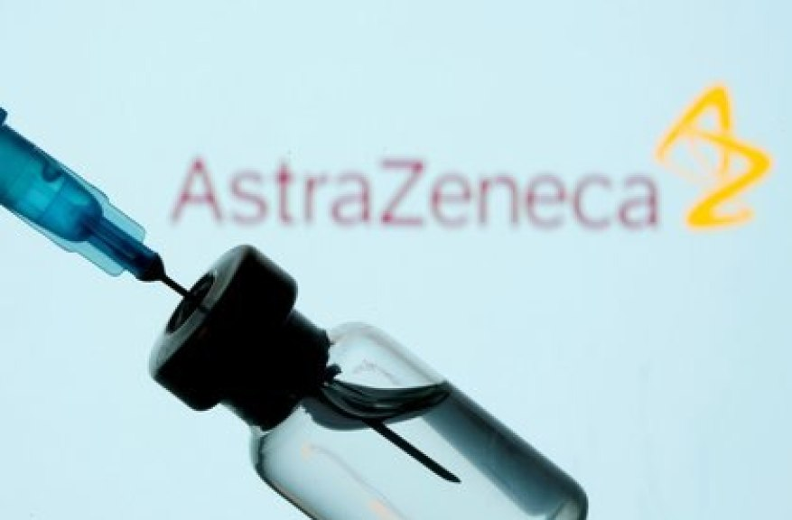 The AstraZeneca vaccine is one of those that make up the COVAX program and that will arrive in Argentina - REUTERS / Dado Ruvic / Illustration // File Photo