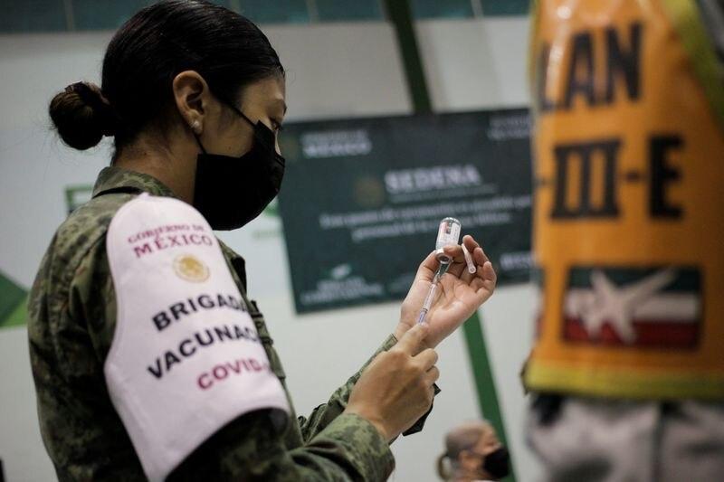 Agregó que los contagios se dispararon esta semana (Foto: REUTERS / Daniel Becerril)