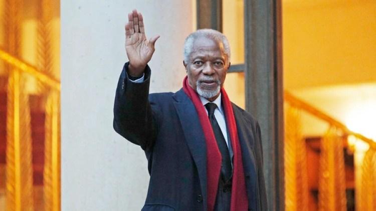 """La Organización Internacional para las Migraciones (OIM), agencia de la ONU, lamentó """"la pérdida de un gran hombre, un líder y un visionario"""" (EFE)"""