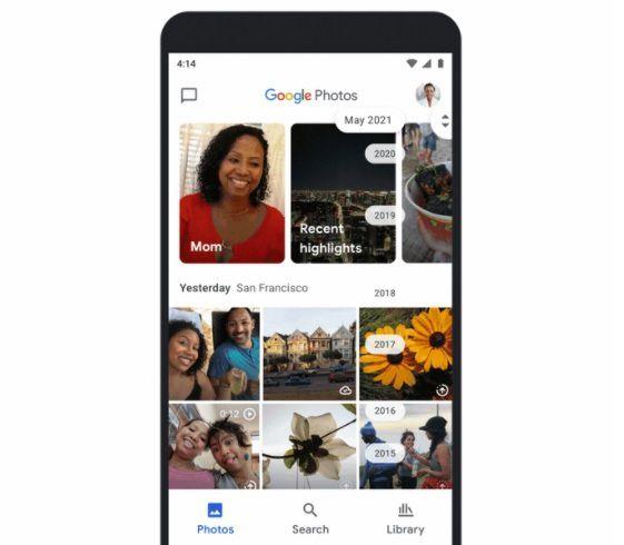 Google fotos dejará de ofrecer almacenamiento ilimitado para fotos y videos en alta calidad a partir del 21 de junio de 2021