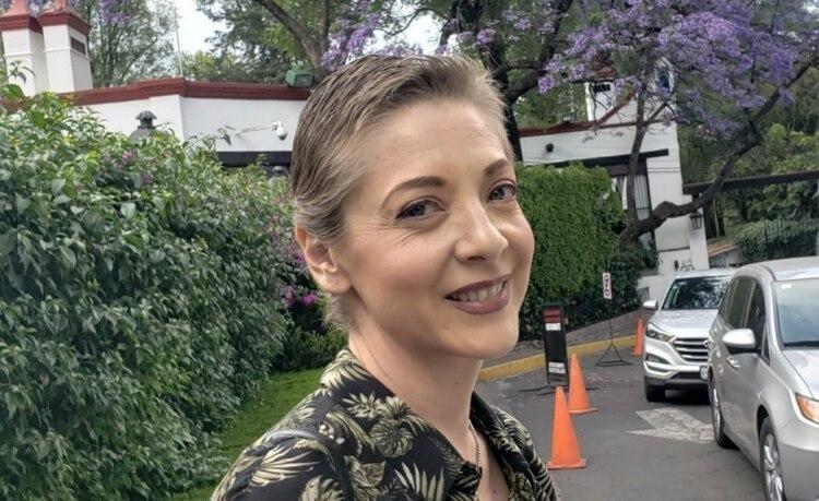 En agosto de 2016 Edith González revelo que le fue detectado cáncer de ovario (Instagram)