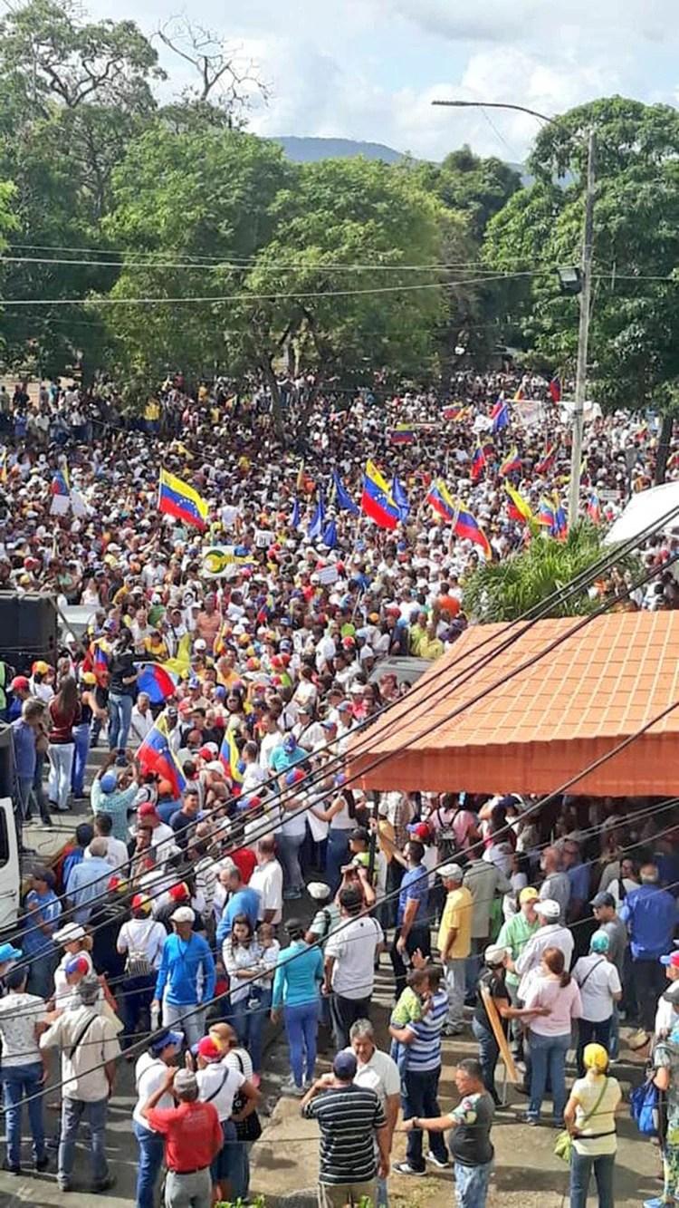 (Juan Guaidó)