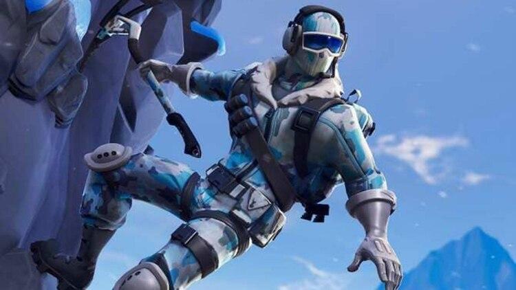 """Fortnite tiene un """"modo creativo"""" que permite darle vuelo a la imaginación."""