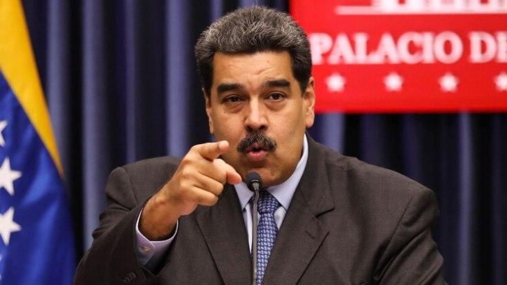 Nicolás Maduro ordenó la expulsión del embajador alemán