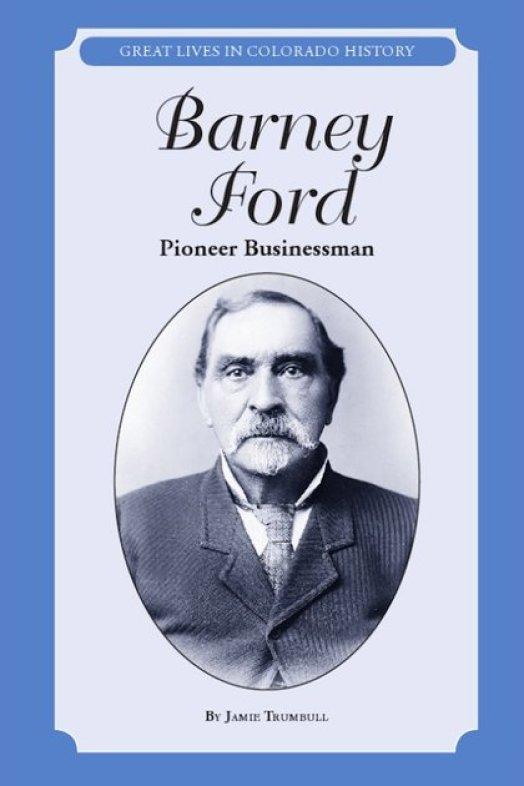 Uno de los numerosos libros que recuerda la vida de Barney Ford