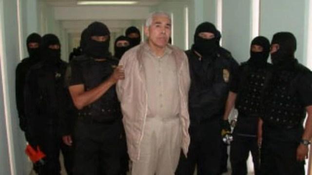 """Hace 35 años, el capo fue aprehendido por la tortura y asesinato del agente de la DEA, Enrique """"Kiki"""" Camarena (Foto: PFP/ Cuartoscuro)"""