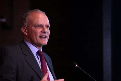 Alejandro Werner es el director del Departamento para el Hemisferio Occidental del Fondo Monetario Internacional (FMI)
