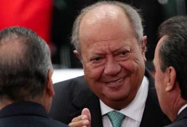 El líder petrolero, Carlos Romero Deschamps, presuntamente huyó de México (Foto: Especia)