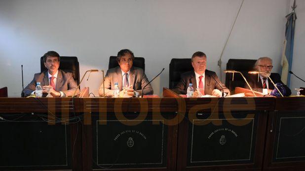 El Tribunal Oral Federal que enjuicia a Ricardo Jaime (Maximiliano Luna)