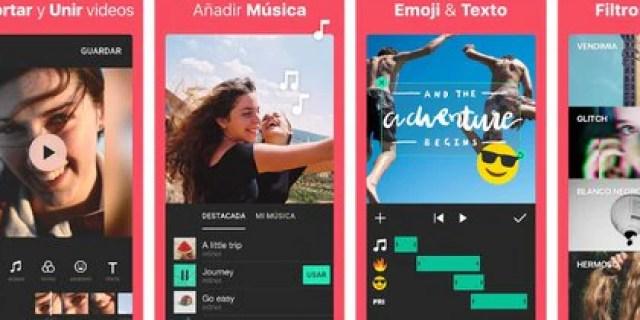 InShot está disponible para iOS y Android.