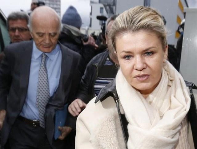 Corinna Schumacher, esposa del piloto