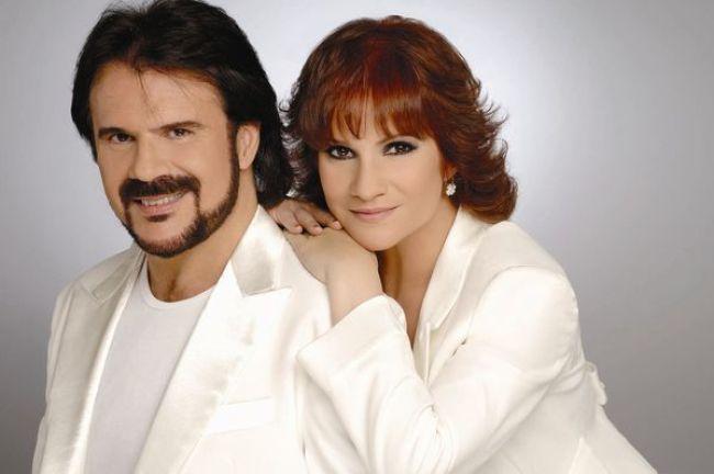 Joaquín y Lucía Galán, el dúo Pimpinela