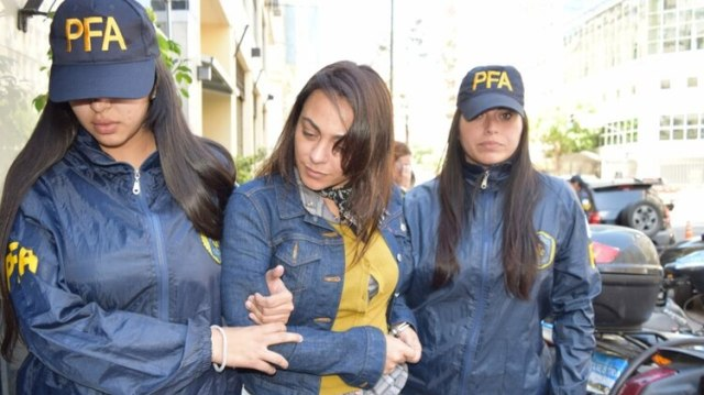 Carolina Pochetti, viuda de Daniel Muñoz, busca convertirse en arrepentida
