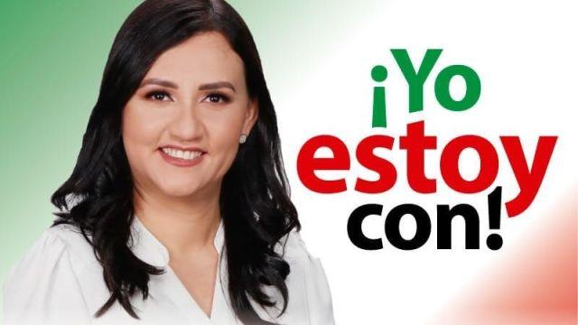 Esmeralda Zatarain, ex aspirante del PRI, renunció a su candidatura