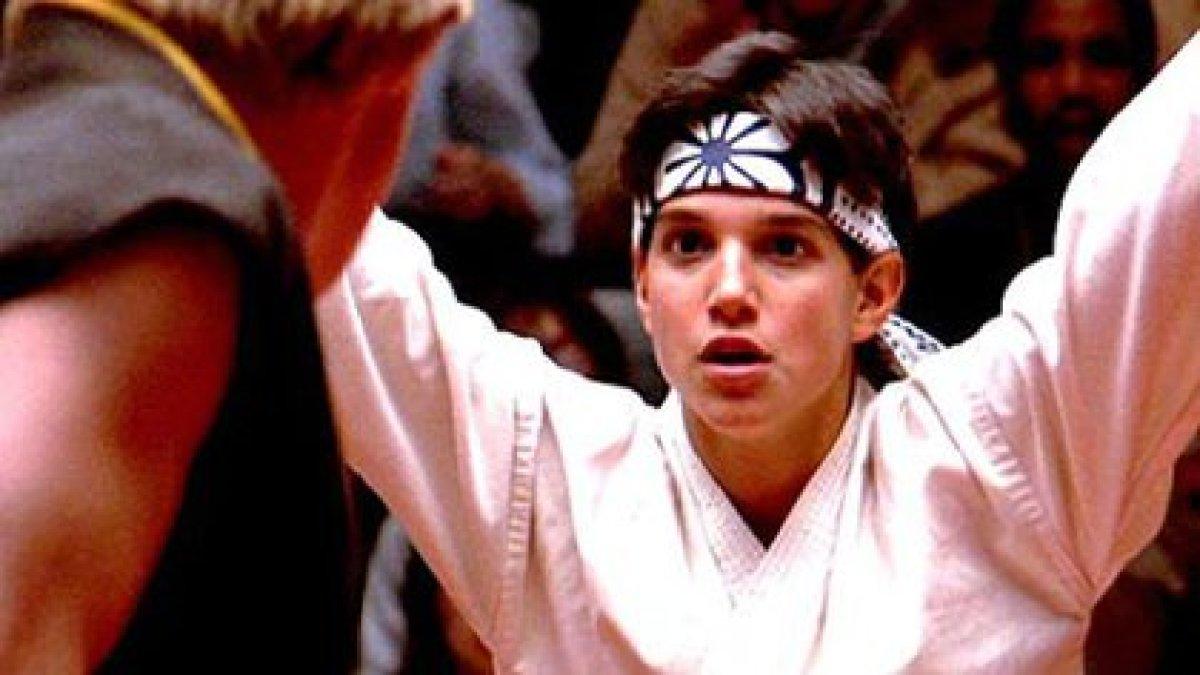 """""""Karate Kid"""" se estrenó en 1984"""