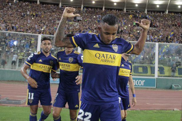 Sebastián Villa se mantendrá en la nómina de Boca para la Libertadores (Foto: Irma Montiel/Télam)