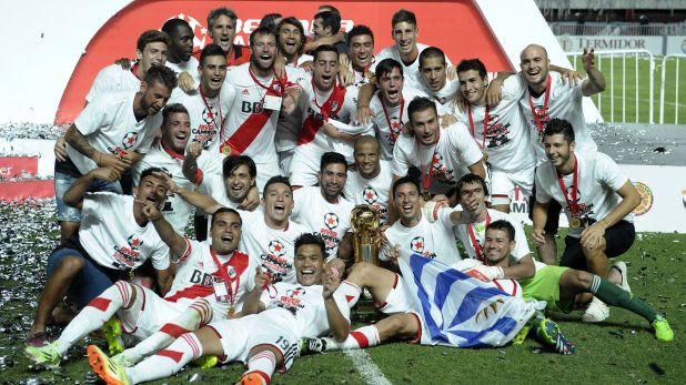 Leonardo Pisculichi reconoció su deseo de volver a River Plate FOTO: AFP