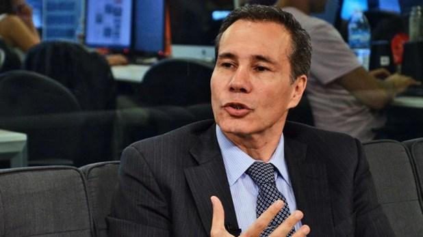 El fallecido fiscal Alberto Nisman (Martín Rosenzveig)