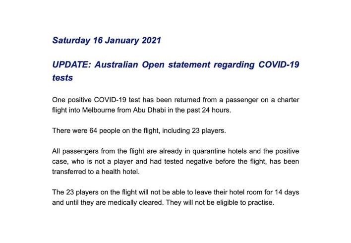 Comunicados-Australian-Open-sobre-casos-de-COVID-19-en-vuelos-con-tenistas