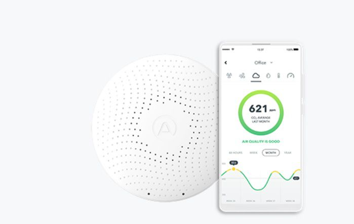 AirThings CES 2021
