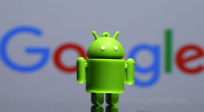 Google lanzó la primera beta de Android 11 (REUTERS/Dado Ruvic/Illustration/r/File Photo)