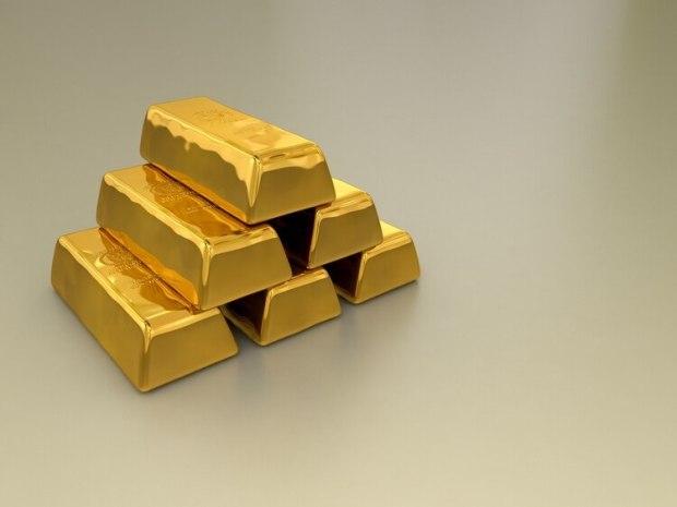 Los lingotes de oro comenzaron a llegar entre 1935 y 1937 (Foto: Pixabay)