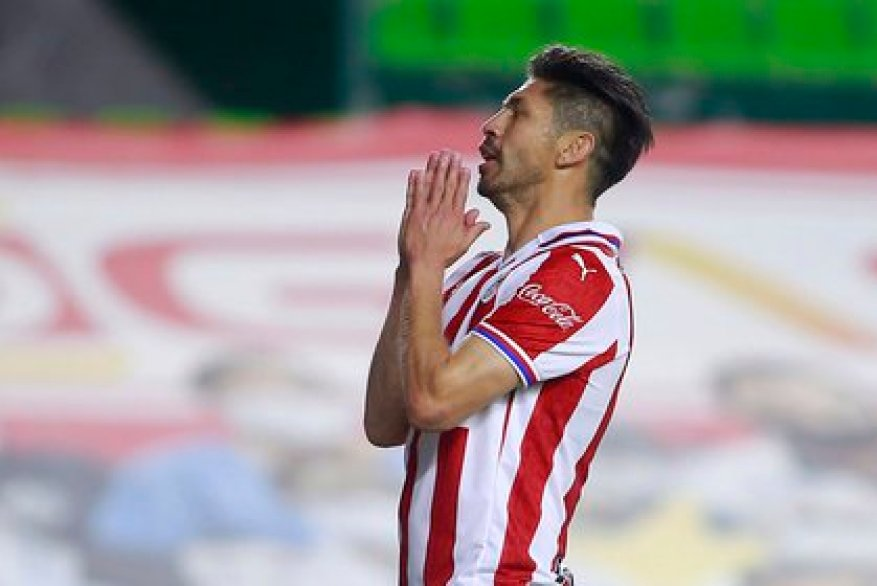 Víctor Manuel Vucetich, technical director of Chivas, assured that the feeling of the role played by his team is really hopeful (Photo: Víctor Cruz / AFP)