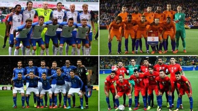 Estados Unidos, Holanda, Italia y Chile, algunos de los que podrían participar del certamen