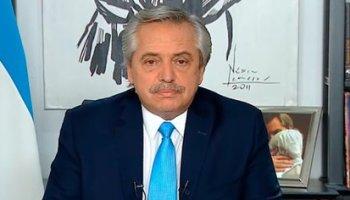 El presidente Alberto Fernández comunicó nuevas restricciones para los próximos días